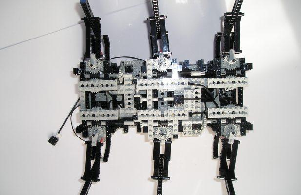 Lego hexapod top 1