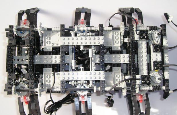 Lego hexapod top 2